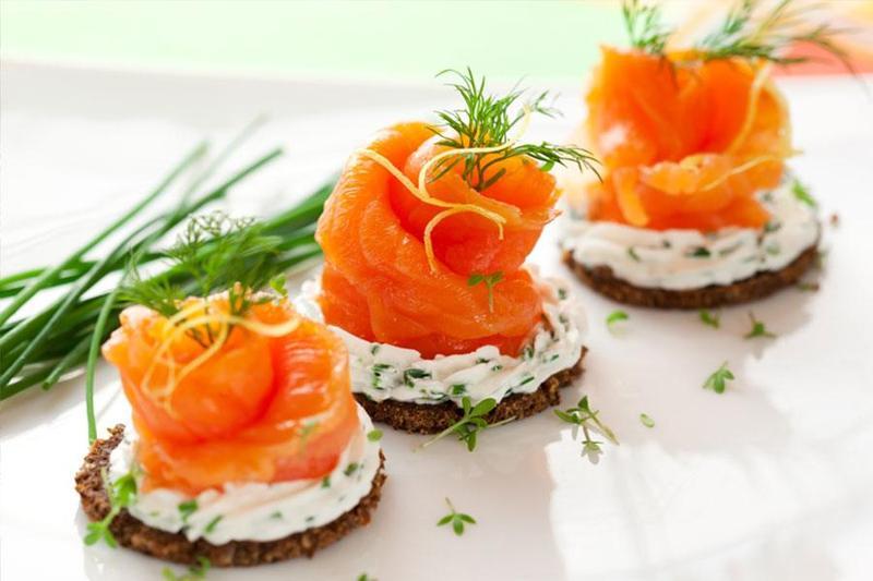 Những món ăn độc đáo giúp cho bữa tiệc liên hoan ấn tượng nhất
