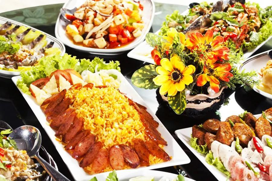 Gợi ý danh sách món ngon đãi tiệc đám giỗ tại Hai Thụy Catering